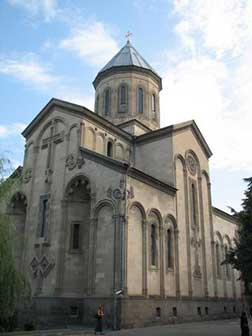 Kashveti Church (1904-1910), Tbilisi